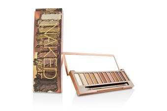 Urban Decay Naked Heat Palette: 12x Eyeshadow  1x Doubled Ended Blending / Detailed Crease Brush