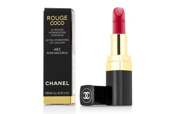 Chanel Rouge Coco Ultra Hydrating Lip Colour - # 482 Rose Malicieux 3.5g/0.12oz