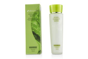 3W Clinic Aloe Full Water Activating Emulsion - For Dry to Normal Skin Types 150ml/5oz