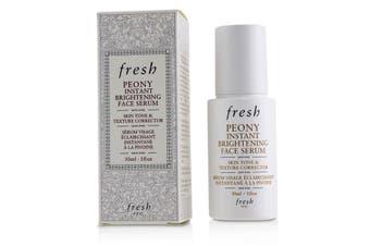 Fresh Peony Instant Brightening Face Serum 30ml/1oz