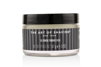 The Art Of Shaving Gel Pomade (Medium Hold  Light Shine) 57g/2oz