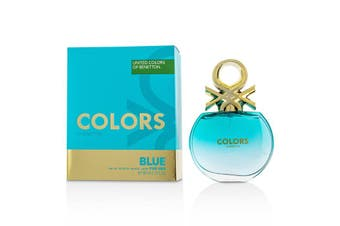 Benetton Colors Blue EDT Spray 80ml/2.7oz