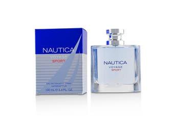 Nautica Voyage Sport EDT Spray 100ml/3.4oz