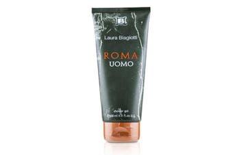 Laura Biagiotti Roma Uomo Shower Gel (New Packing) 200ml/6.8oz