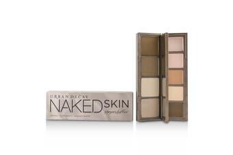 Urban Decay Naked Skin Shapeshifter Contour  Color Correct  Highlight Palette - # Light Medium Shift