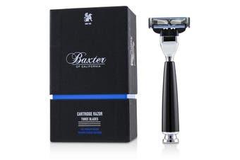 Baxter Of California Three Blades Cartridge Razor 1pc
