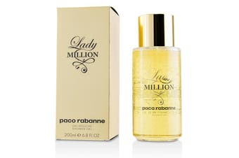 Paco Rabanne Lady Million Shower Gel 200ml/6.8oz