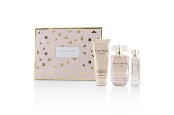 Elie Saab Le Parfum Rose Couture Coffret: EDT Spray 90ml/3oz + Floral Body Lotion 75ml/2.5oz + EDT Spray 10ml/0.33oz 3pcs