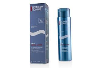 Biotherm Homme T-Pur Anti Oil & Shine Ultra Absorbing & Mattifying Moisturizer Gel 100ml/3.38oz