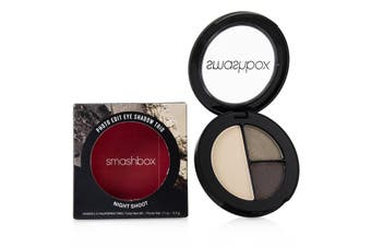 Smashbox Photo Edit Eye Shadow Trio - # Night Shoot (Smoke Break  Moon Me  Vanilla) 3.2g/0.11oz