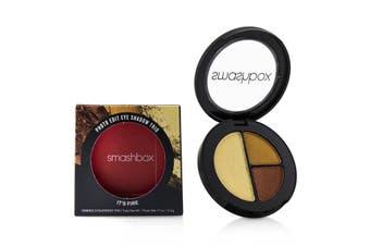 Smashbox Photo Edit Eye Shadow Trio - # It's Fire (Pushup Bronze  Sizzle Reel  Pixel Dust) 3.2g/0.11oz