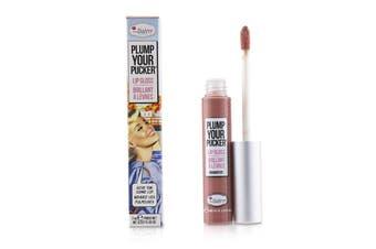 TheBalm Plum Your Pucker Lip Gloss - # Dramatize 7ml/0.237oz