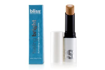 Bliss Feeling Bright Illuminating Under Eye Concealer - # Radiant Tan 3.8g/0.13oz