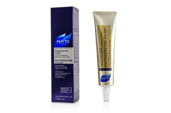 Phyto PhytoKeratine Extreme Cleansing Care Cream (Ultra-Damaged  Brittle & Dry Hair) 75ml/2.53oz