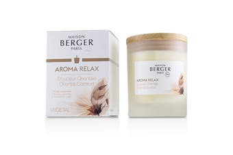 Lampe Berger (Maison Berger Paris) Scented Candle - Aroma Relax 180g/6.3oz