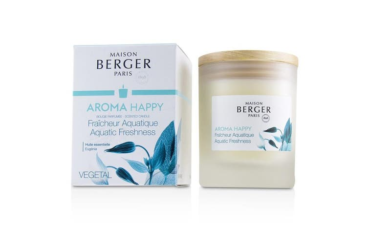 Lampe Berger (Maison Berger Paris) Scented Candle - Aroma Happy 180g/6.3oz