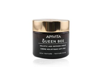 Apivita Queen Bee Holistic Age Defense Cream - Rich Texture 50ml/1.69oz