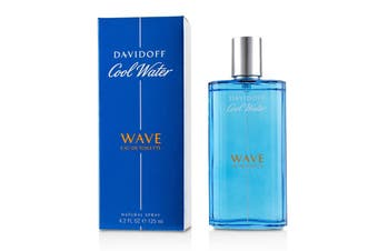 Davidoff Cool Water Wave EDT Spray 125ml/4.2oz