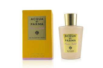 Acqua Di Parma Rosa Nobile Velvety Bath Gel 200ml/6.7oz