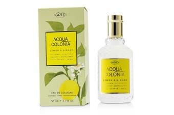 4711 Acqua Colonia Lemon & Ginger EDC Spray 50ml/1.7oz