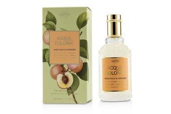 4711 Acqua Colonia White Peach & Coriander EDC Spray 50ml/1.7oz