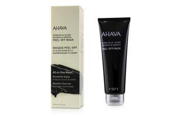 Ahava Dunaliella Algae Refresh & Smooth Peel-Off Mask 125ml/4.2oz