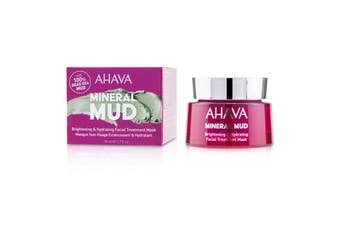 Ahava Mineral Mud Brightening & Hydrating Facial Treatment Mask 50ml/1.7oz
