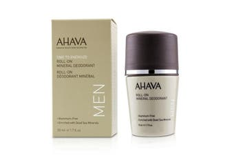 Ahava Time To Energize Roll-On Mineral Deodorant 50ml/1.7oz