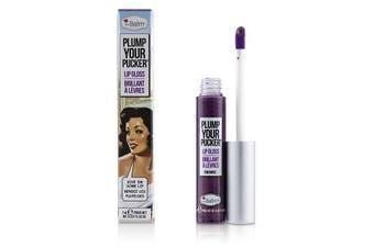 TheBalm Plum Your Pucker Lip Gloss - # Enhance 7ml/0.237oz