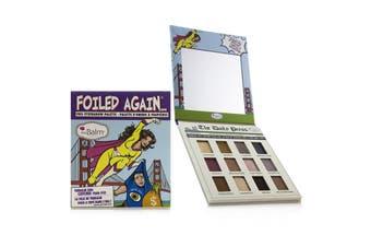 TheBalm Foiled Again Eye Shadow Palette 9.6g/0.34oz