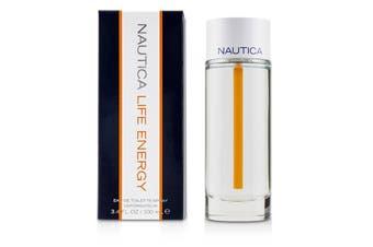 Nautica Life Energy EDT Spray 100ml/3.4oz