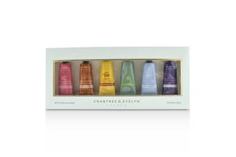 Crabtree & Evelyn Limited Edition Hand Therapy Gift Set 6x25ml/0.86oz
