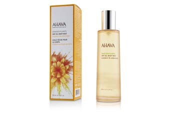 Ahava Deadsea Plants Dry Oil Body Mist - Mandarin & Cedarwood 100ml/3.4oz