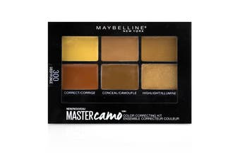 Maybelline Master Camo Color Correcting Kit - # 300 Deep 6g/0.21oz