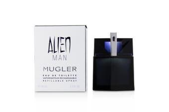 Thierry Mugler (Mugler) Alien Man EDT Refillable Spray 50ml/1.7oz