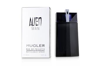 Thierry Mugler (Mugler) Alien Man EDT Refillable Spray 100ml/3.4oz
