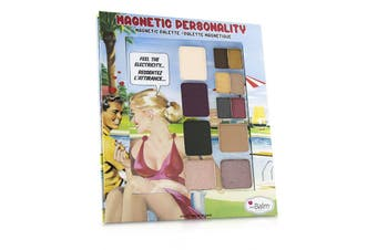 TheBalm Magnetic Palette - # Magnetic Personality 16.5g/0.58oz