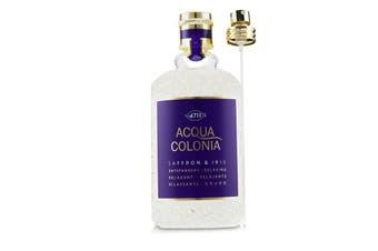 4711 Acqua Colonia Saffron & Iris EDC Spray 170ml/5.7oz