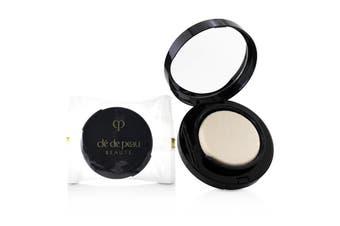 Cle De Peau Radiant Cream To Powder Foundation SPF 25 - # B10 (Very Light Beige) 12g/0.42oz