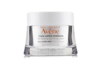 Avene Revitalizing Nourishing Cream - For Dry Sensitive Skin 50ml/1.6oz