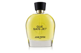 Jean Patou Collection Heritage Que Sais-Je? EDP Spray 100ml/3.3oz