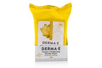 Derma E Vitamin C Brightening Micellar Wipes 30wipes