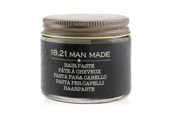 18.21 Man Made Paste - # Sweet Tobacco (Satin Finish / Medium Hold) 56.7g/2oz