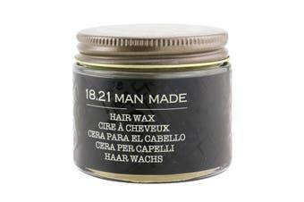 18.21 Man Made Wax - # Sweet Tobacco (Satin Finish / High Hold) 56g/2oz