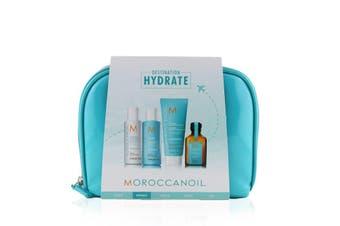 Moroccanoil Destination Hydrate Travel Set 4pcs