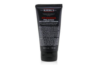 Kiehl's Age Defender Dual-Action Exfoliating Cleanser (Daily Face Wash & Masque For Men) 150ml/5oz