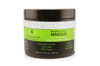 Macadamia Natural Oil Professional Weightless Repair Masque (Baby Fine to Fine Textures) 222ml/7.5oz
