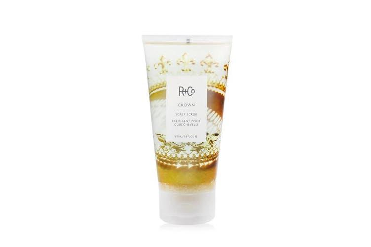 R+Co Crown Scalp Scrub 162ml/5.5oz