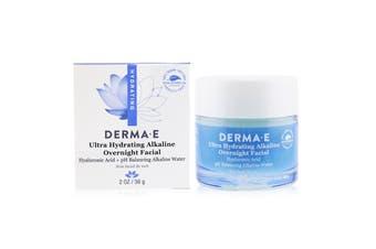 Derma E Hydrating Ultra Hydrating Alkaline Overnight Facial 56g/2oz