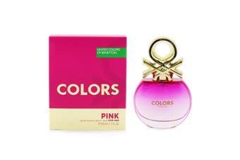 Benetton Colors Pink EDT Spray 50ml/1.7oz
